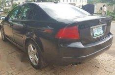 Acura TL 2004 Black