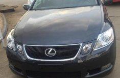 Lexus GS 350 2008 Black