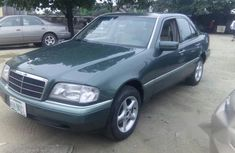 Mercedes-Benz C320 2002 Green for sale