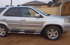 Neat Acura MDX 2005 Gray