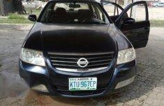 Nissan Sunny 2010 Blue