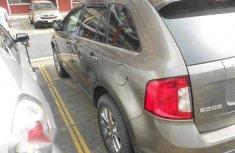 Ford Edge 2012 Gray