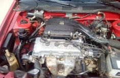 Nissan Sunny 1998 Red