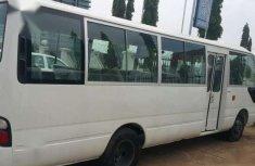 2013 new coaster bus