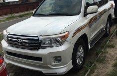Toyota Land Cruiser 2013 White ₦26,000,000 for sale