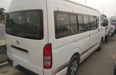 Pristine Registered 2014 Toyota Hiace Hummer Bus For N9.5M