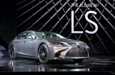 Lexus to re-establish global flagship sedan with the all-new fifth-generation LS