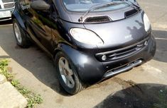 Tokunbo Smart ForTwo 2001 Black