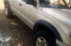Neatly used Toyota Tacoma. 2001 model.