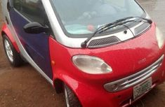 Smart ForTwo 2002 Red