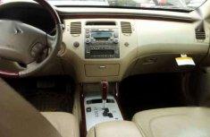 Hyundai Azera 2006 model
