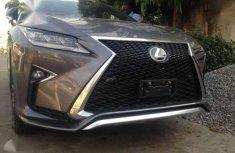 2016 Lexus RX350 tokunbo