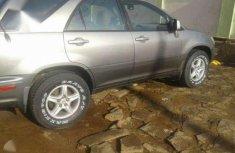 Original customs duty Lexus RX 300 with new tyres