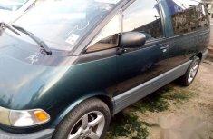 Toyota Previa 1997 Green