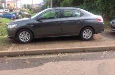 New Peugeot 301 2011 Gray