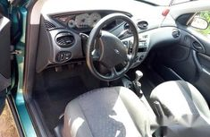 Ford Focus 2001 Green