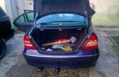 Clean Mercedes-benz C230 2004 Blue