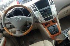 Lexus Rx330 2006 Gold For Sale