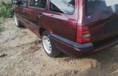 Volkswagen CC Wagon 1998 Red