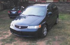 Honda Odyssey 2001 Blue for sale at best price
