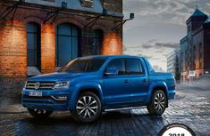 Volkswagen Amarok announced as 2018 International Pick-Up Award winner