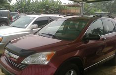 Honda CRV 2006 red for sale