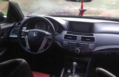 08 Honda accord. Very clean.