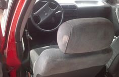 Tokunbo Nissan Sunny 1998 Red For Sale