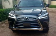Lexus LX570 2017 in good condition for sale