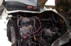 Very very sound and strong firstbody Toyota hiace bus with 2Rz Engine