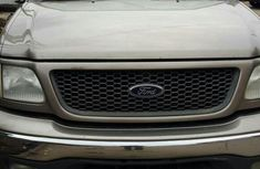 Ford F150 2002 Gray For Sale