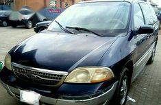 Ford Windster Spacebus 1st Body 2001 Model blue for sale