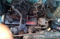A very good Toyota starlet is available for sale in IBADAN