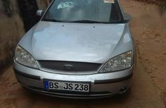 Ford Mondeo 2004 Silver