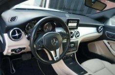 Mercedes Benz CLA 2014, White