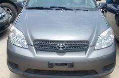 2004 Toyota Matrix grey for sale