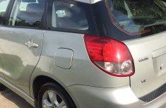 2003 Toyota Matrix silver for sale