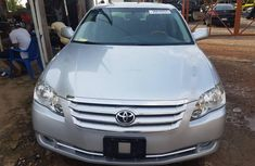 2007 Toyota Avalon silver FOR SALE