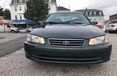 Clean Toyota Camry 2000 Green for sale at best price