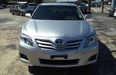 Very direct Tokunbo Toyota Camry 2010 Silver for sale