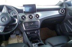 Nigeria used Mercedes Benz CLA250 4matic