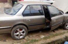 Honda Accord 1992 Brown
