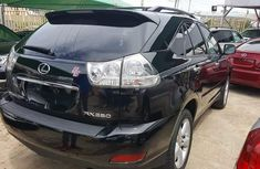 Lexus rx330 2014 Black for sale