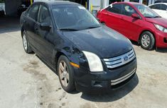 Ford fusion 2009 model Black for sale