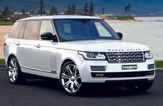 Land Rover reveals its most costly model ever - the Range Rover Svautobiography 2018