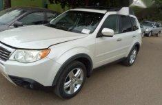 Subaru Forester 2009 White