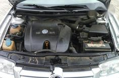 Volkswagen Bora 2002 Silver
