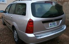 Ford Focus Wagon 2003 Silver