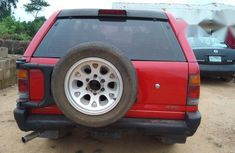 Honda Passport 2000 Red