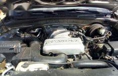 Toyota 4runner 2003 Silver